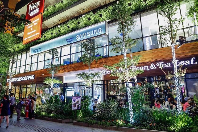 Saigon Garden nằm trong top những địa điểm vui chơi ở quận 1 được yêu thích nhất