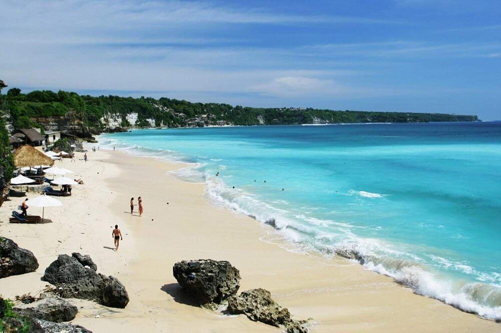 bãi biển kuta