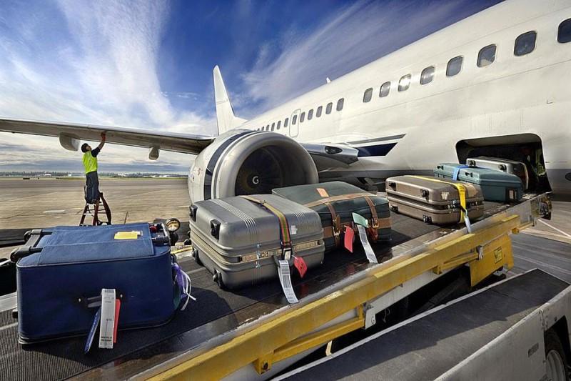 Hành lý ký gửi quốc tế
