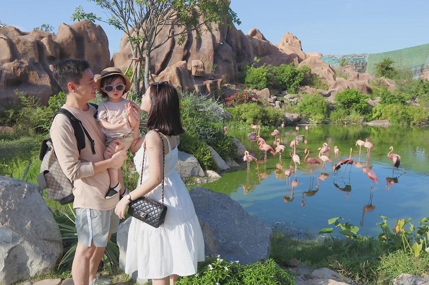 Check in tại Vinpearl Land Nha Trang