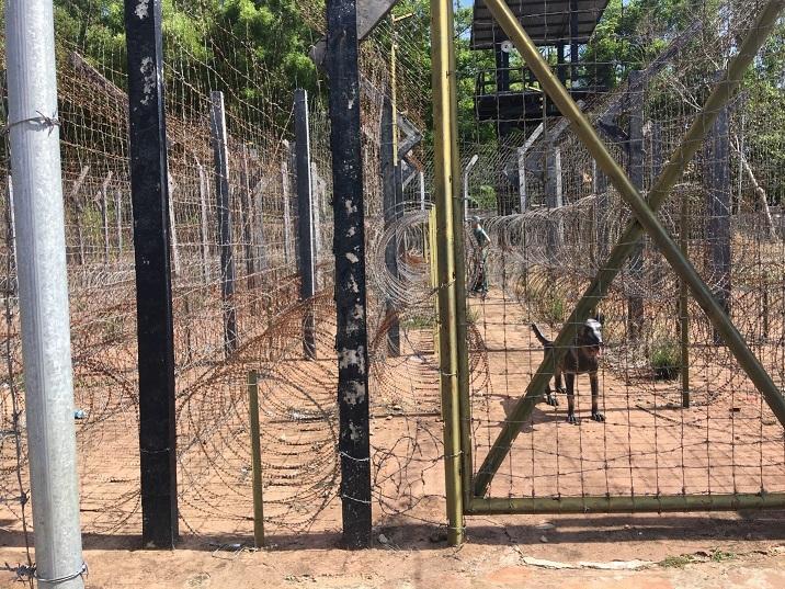 Hình ảnh về nhà tù Phú Quốc