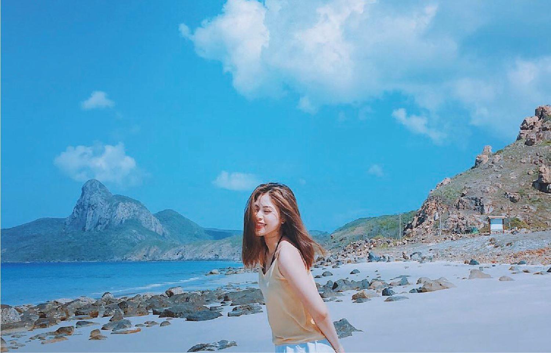 Khung cảnh Đầm Trầu cực đẹp mắt tại Côn Đảo