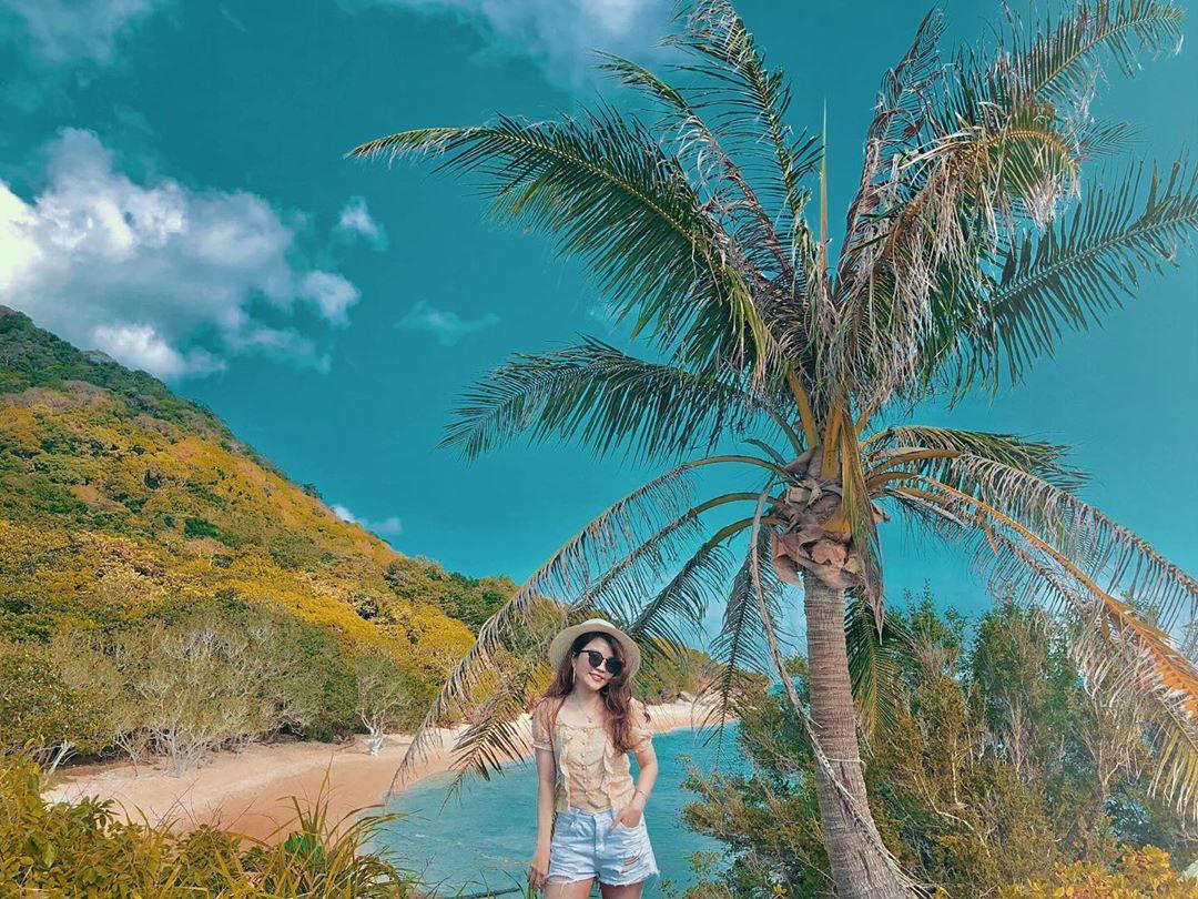 Hòn Bảy Cạnh, Côn Đảo xinh đẹp trong khung hình của du khách