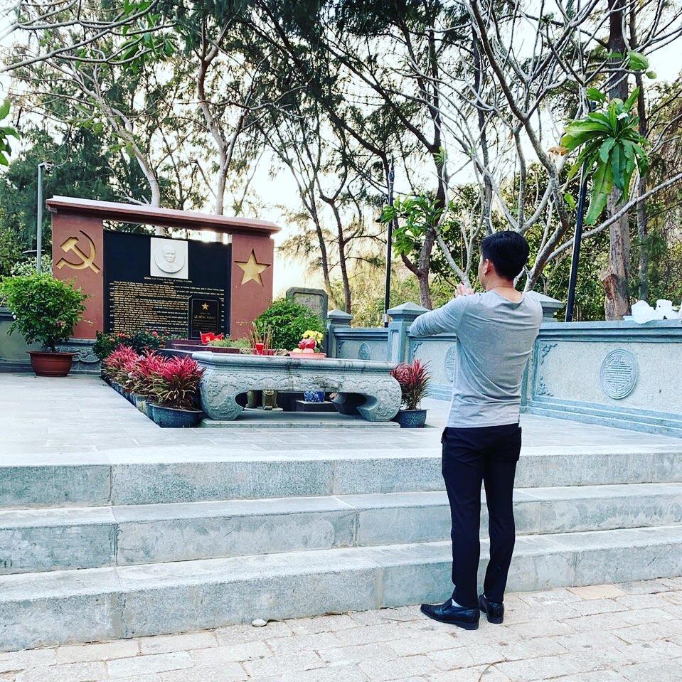 Ghé thăm Nghĩa Trang Hàng Dương tại Côn Đảo