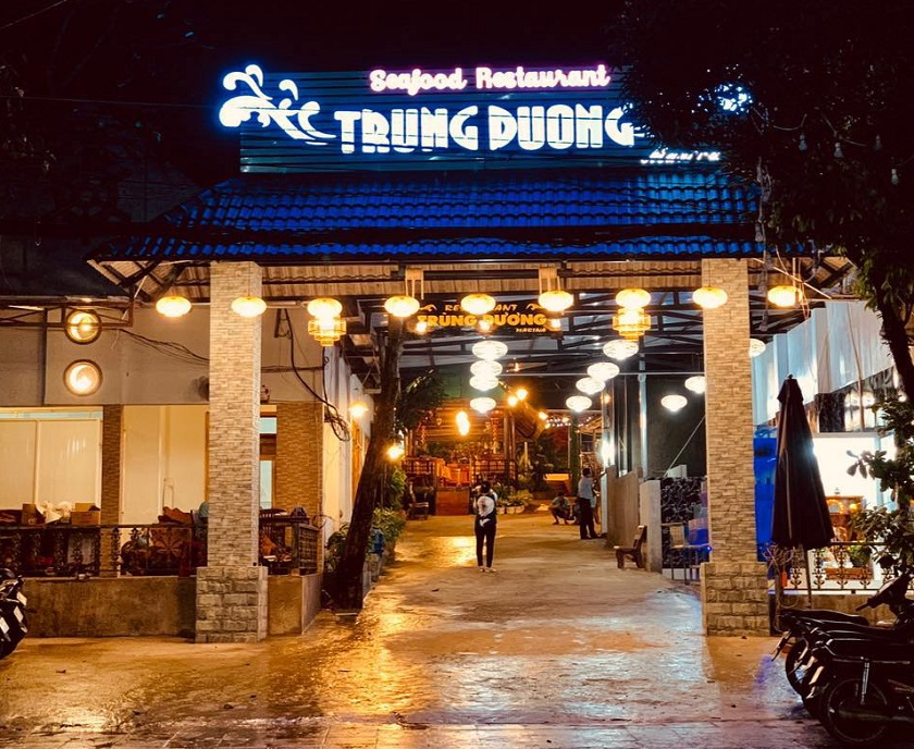 Nhà hàng Trùng Dương Marina