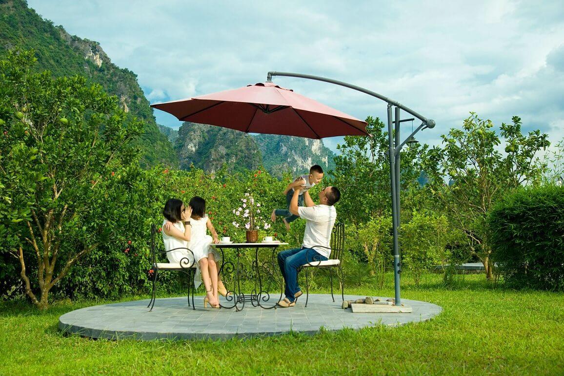 Serena Resort Kim Bôi Hòa Bình là điểm nghỉ dưỡng lý tưởng cho cả gia đình