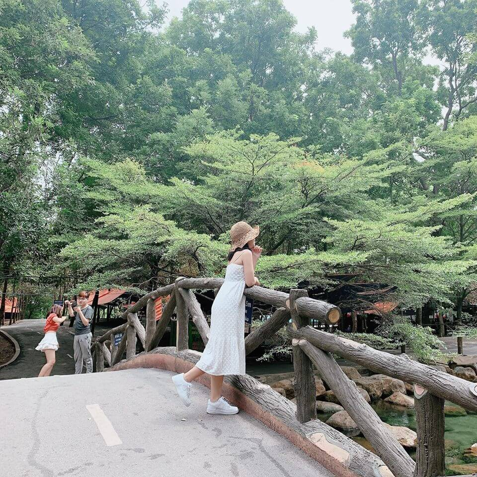 Thuy Chau is the ideal weekend resort near Saigon