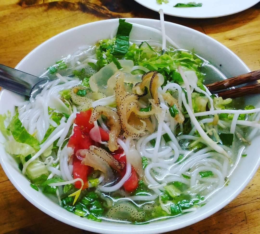 Bún sứa -  Đặc sản Nha Trang phải ăn