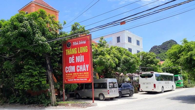 Nhà hàng Thăng Long - Ninh Bình