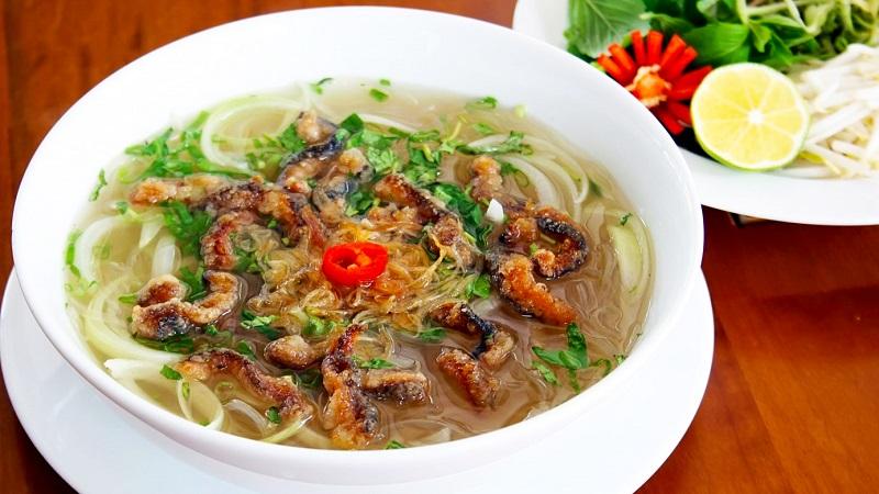 Miến lươn bà Phấn