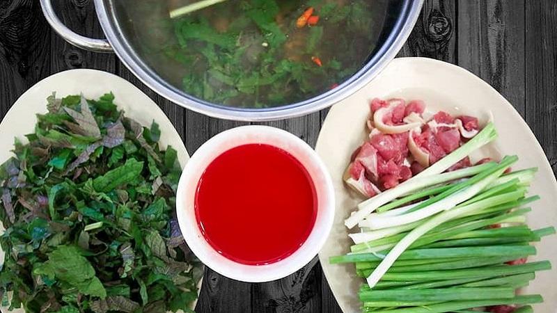 Lẩu Hương Sơn