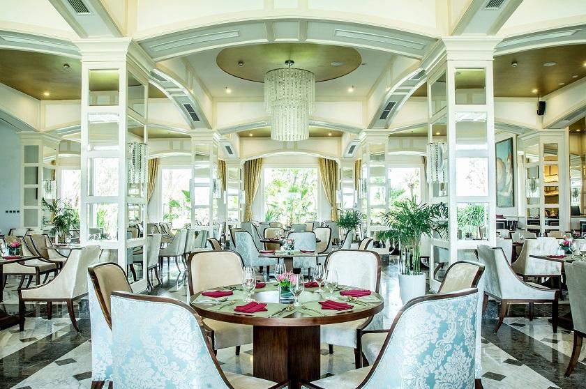 Nhà hàng Garden Court gần Vinpearl Phú Quốc