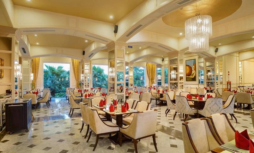 Nhà hàng Taras - Vinpearl Discovery 1 Phú Quốc