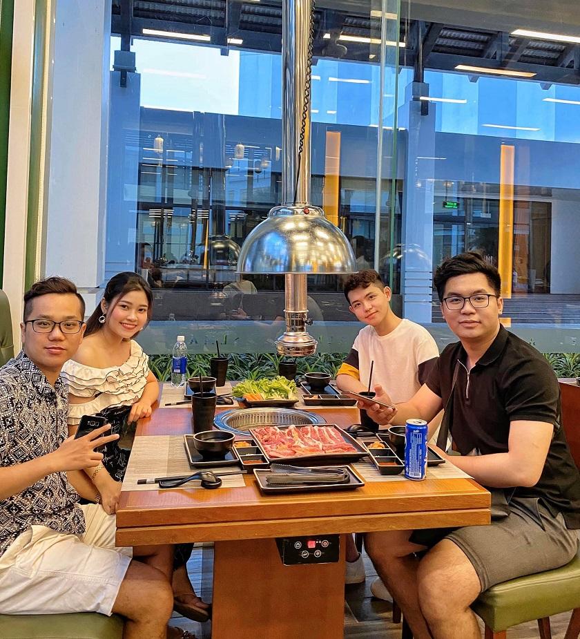 nhà hàng Chingu BBQ Korea