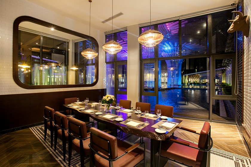 Nhà hàng Âu Ruby