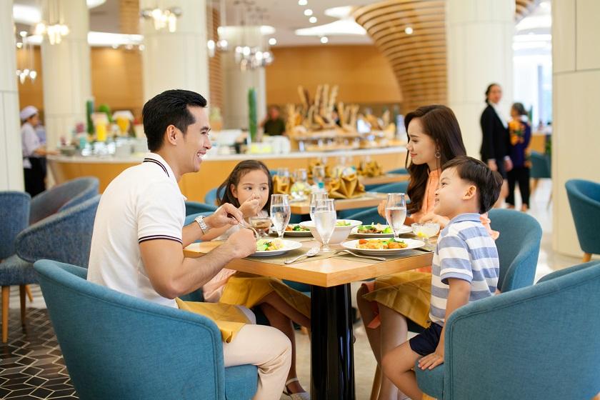 Nhà hàng Nautilus 1 tại VinOasis Phú Quốc