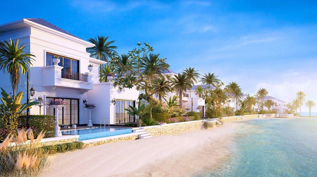 Vé đẹp thiên đường của Vinpearl Golf Land Resort and Villas