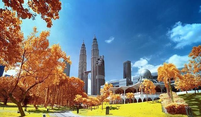 Malaysia có khí hậu nóng ẩm quanh năm