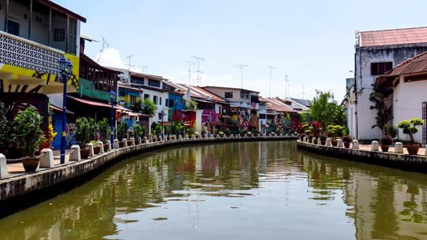 Penang - Một trong những điểm đến ấn tượng ở Malaysia
