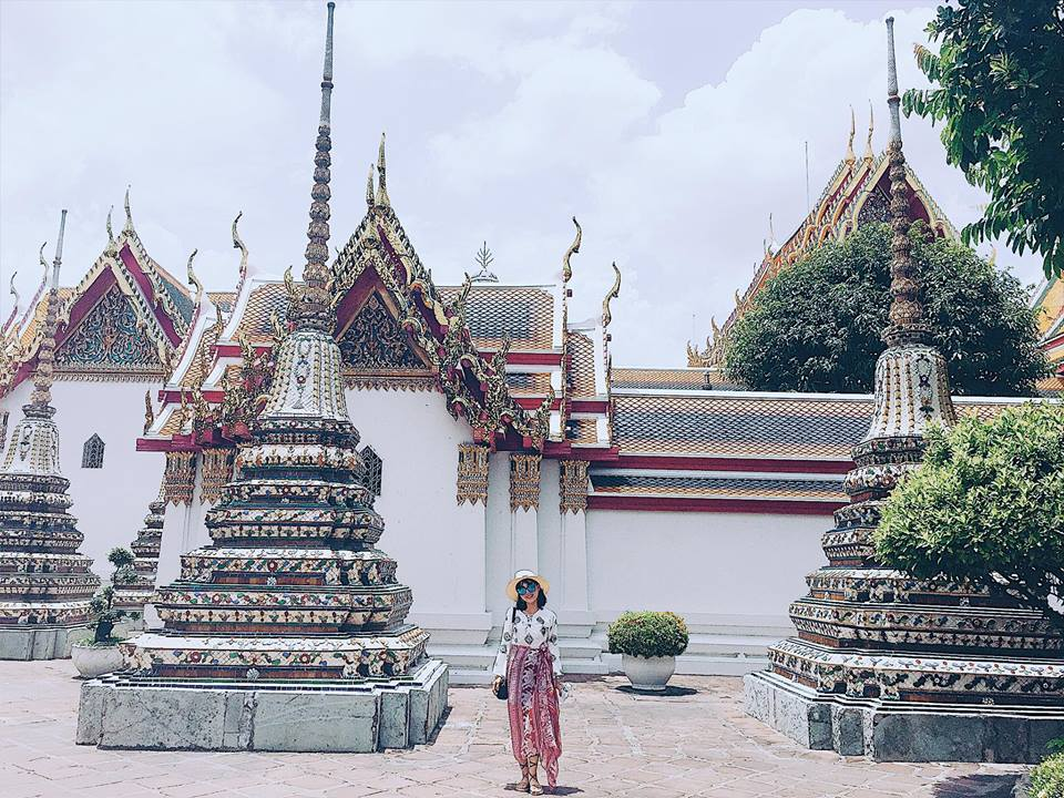 Kiến trúc đặc trưng của xứ sở chùa vàng