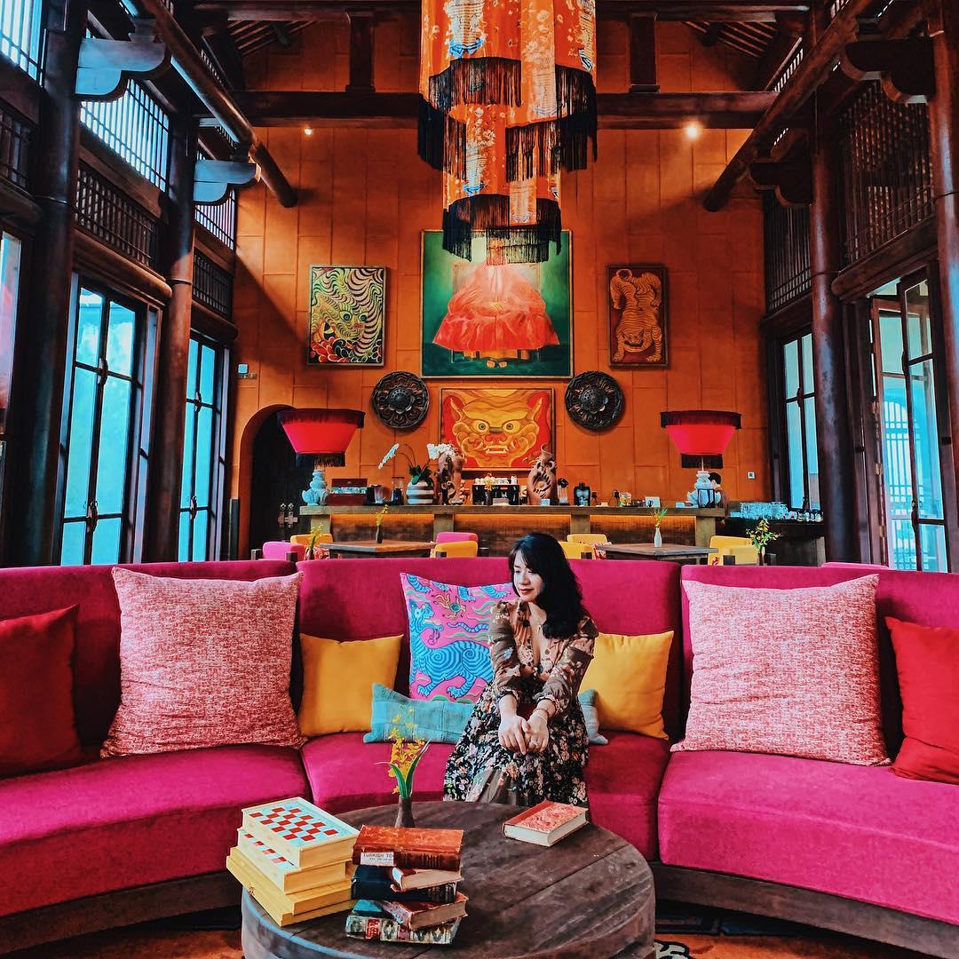 Phòng tại Legacy Yên Tử - Mgallery By Sofitel 5*