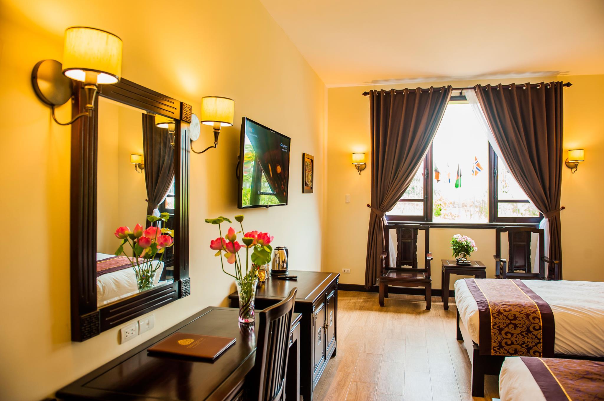 Bái Đính Hotel & Restaurant