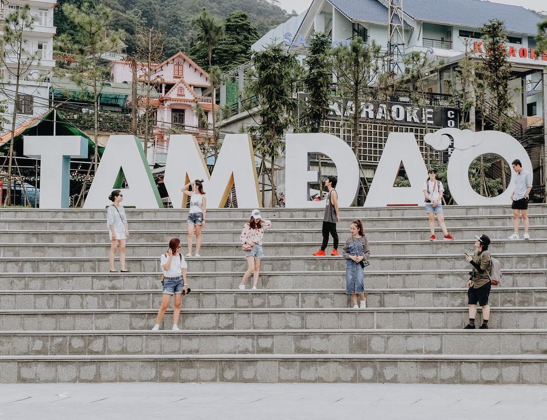 Tam Đảo - Địa điểm du lịch gần Hà Nội trong 2 ngày thu hút giới trẻ