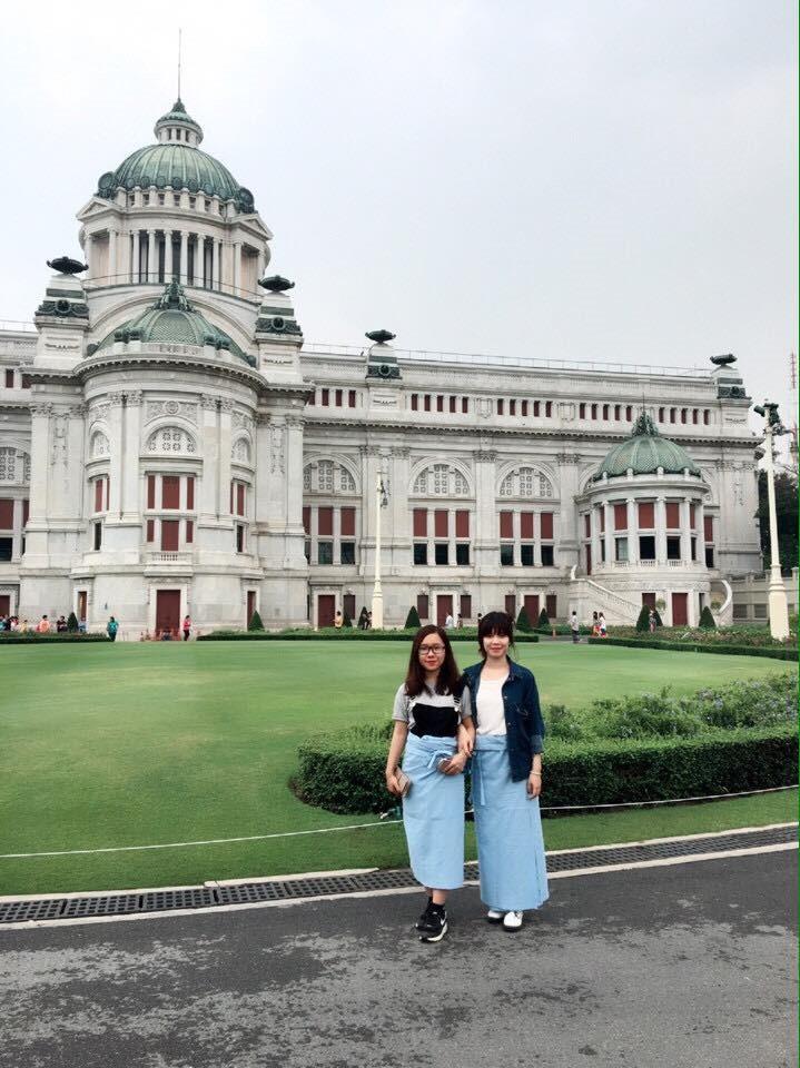 Tòa cung điện nguy nga tráng lệ