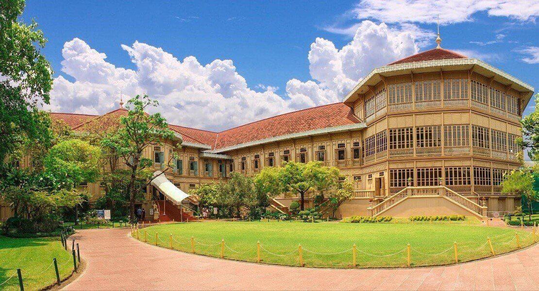 Cung điện Vimanmek Mansion