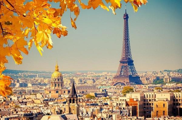Paris vào thu