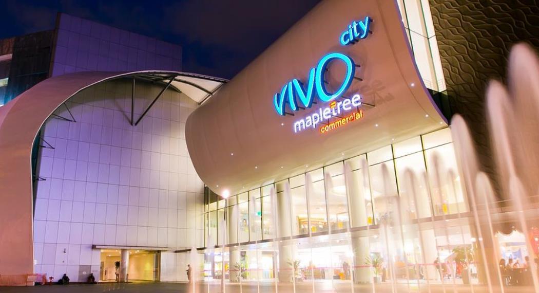 Trung tâm mua sắm Vivo City