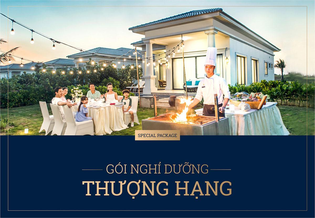 Gói nghỉ dưỡng thượng hạng siêu hấp dẫn tại Vinpearl Phú Quốc