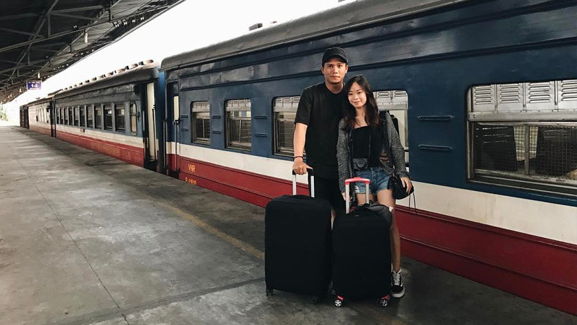Du lịch Hà Nội bằng tàu hỏa