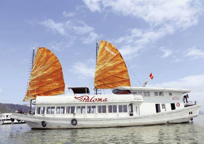 Trải nghiệm du thuyền Paloma cùng BestPrice