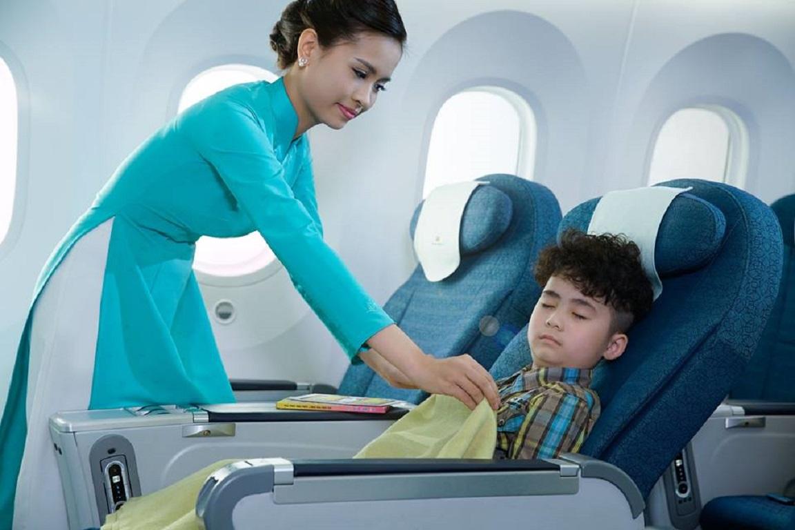Tận hưởng trải nghiệm đẳng cấp 4 sao của Vietnam Airlines