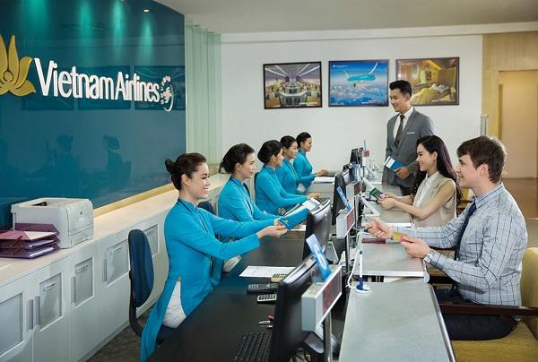 Đổi tên, nhượng vé máy bay của Vietnam Airlines