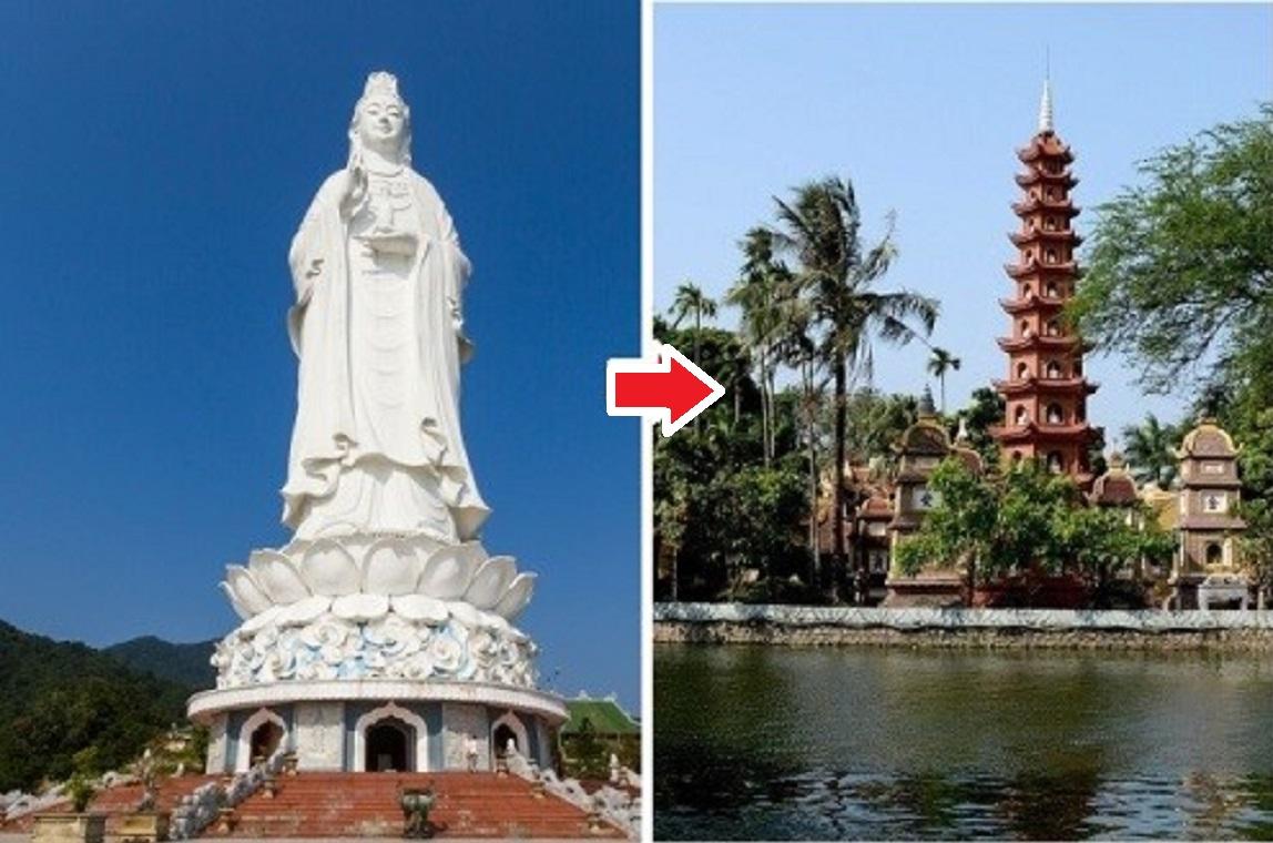 Vé máy bay giá rẻ từ Đà Nẵng đến Hà Nội