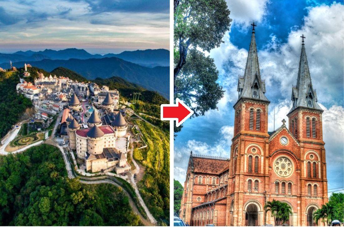 Vé máy bay giá rẻ từ Đà Nẵng đến Hồ Chí Minh