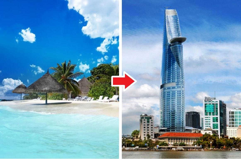 Vé máy bay giá rẻ từ Phú Quốc đến Hồ Chí Minh