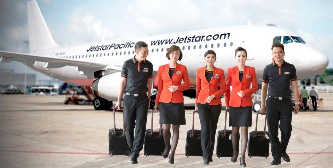 Jetstar ưu đãi vé chỉ từ 11.000đ