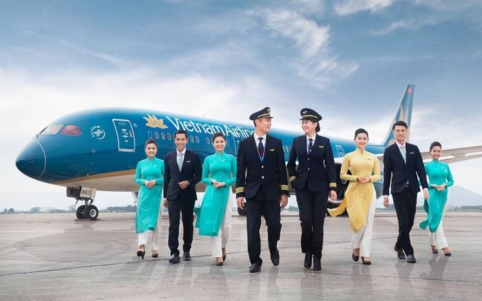 VietnamAirlines giảm đến 50% giá vé chào hè