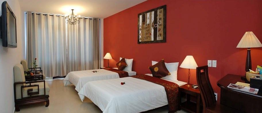 Phòng ngủ mang bản sắc riêng