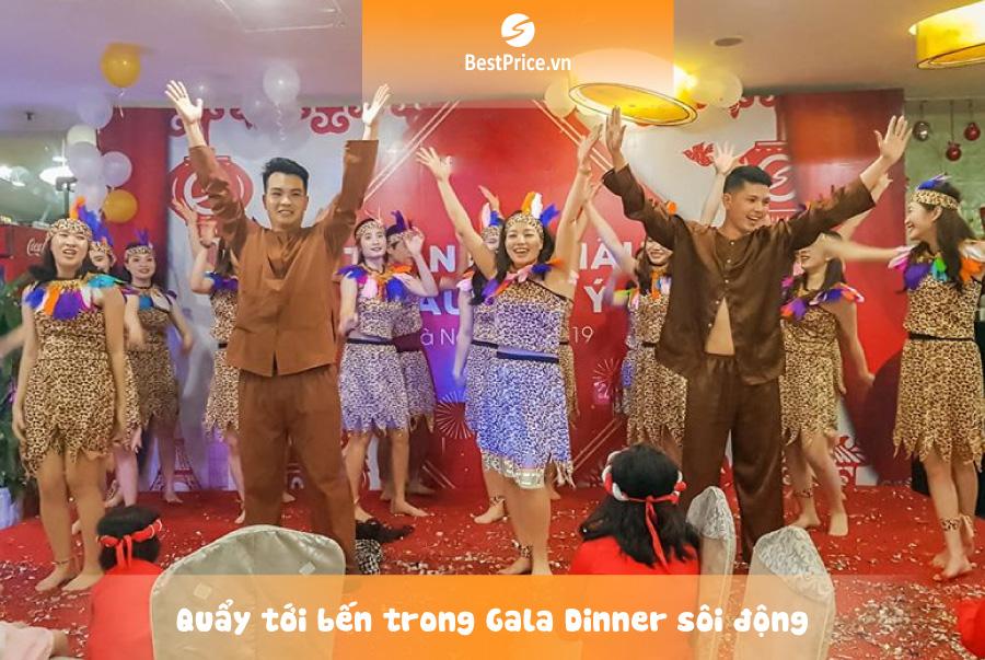 Chương trình Gala Dinner sôi động