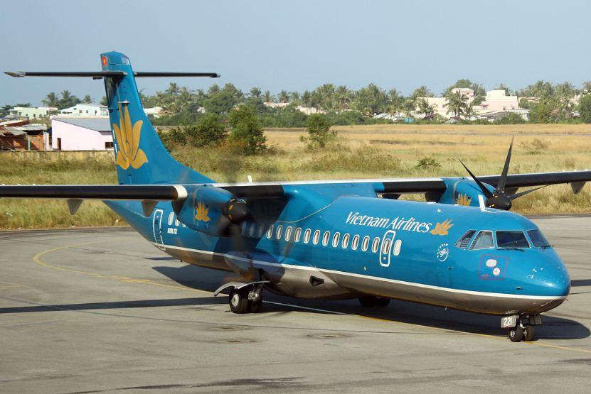 Máy bay Vasco Vietnam Airlines