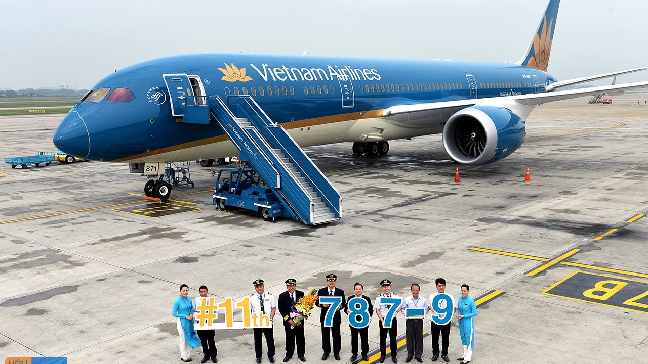 Vietnam Airlines Co Những Loại May Bay Tau Bay Nao Bestprice