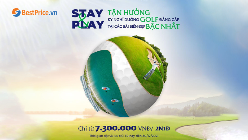 Vinpearl Stay & Play Golf