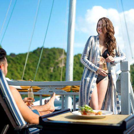 Combo du thuyền siêu hot 2019