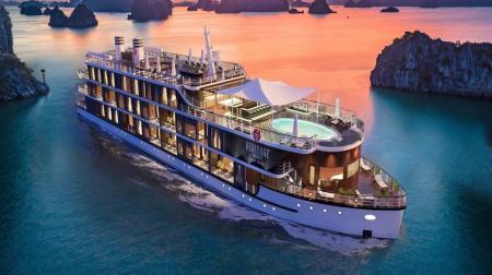 Combo Cát Bà 3N2Đ: Du thuyền Heritage 5* + Flamingo Cát Bà Beach Resort 5*