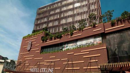 Combo 3N2Đ Khách sạn Colline Đà Lạt + Xe giường nằm khứ hồi