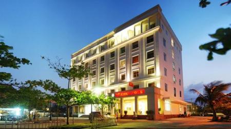 Combo 3N2Đ Khách sạn Mỹ Khê II Đà Nẵng 3* + Vé công viên Asia Park